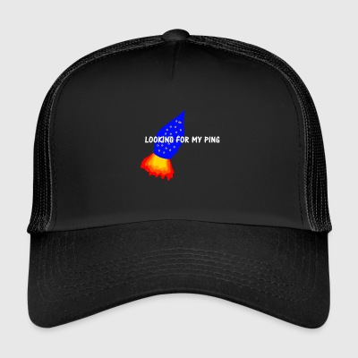 Looking for my PING - Trucker Cap