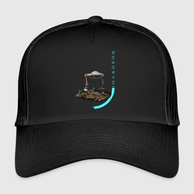 Invaders_X3 - Trucker Cap