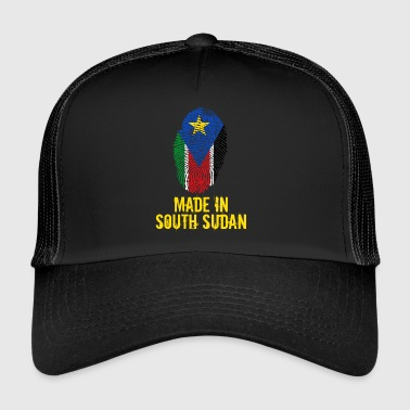 Made In South Sudan / South Sudan - Trucker Cap
