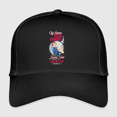 POSTAL WORKERS - Trucker Cap