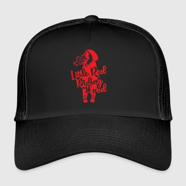 Fairy Tale: Red Riding Hood - Little Red Riding Hood - Trucker Cap
