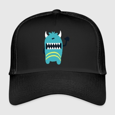 Monster Noah - Monster Cool-kolleksjonen - Trucker Cap