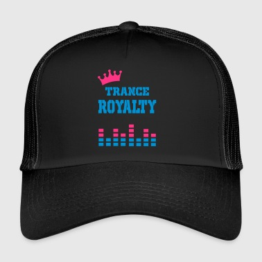 trance royalty - Trucker Cap
