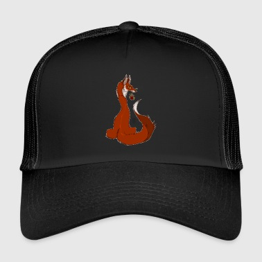 Red Fox - Trucker Cap