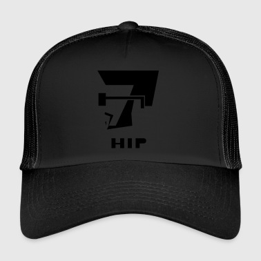hip - Trucker Cap
