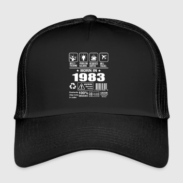 Born In 1983 - Trucker Cap