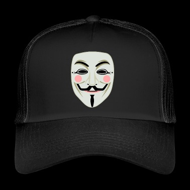 Anonymous - Trucker Cap