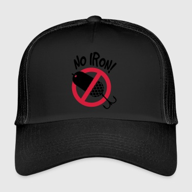 No Iron! - Trucker Cap
