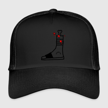 Foot Slap - Trucker Cap