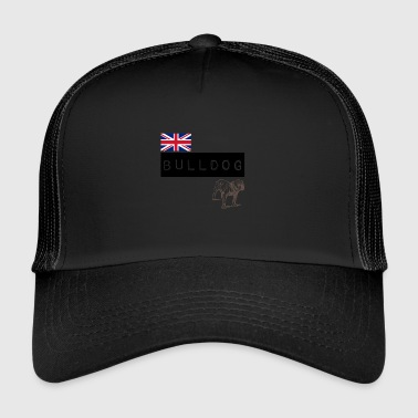 British Bulldog - Trucker Cap
