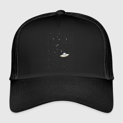 Orion UFO - Trucker Cap