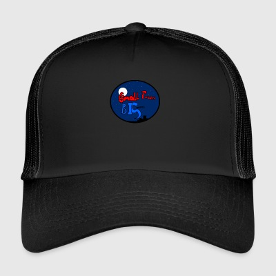 small town, big dreams - Trucker Cap