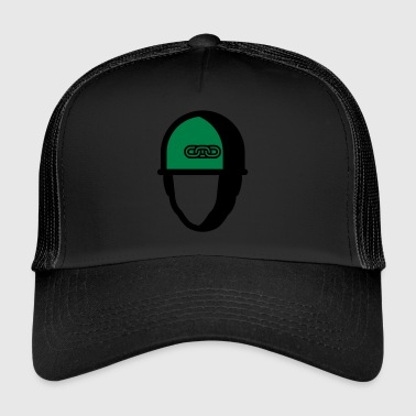 Army Soldier - Trucker Cap