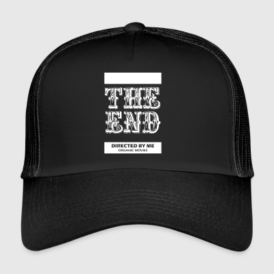 theendmovie wite - Trucker Cap
