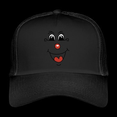 Clown Clown idea regalo - Trucker Cap