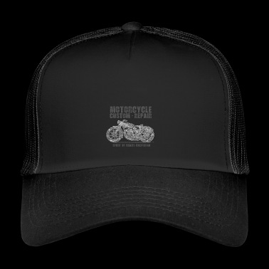 KOLBEN OLD - Trucker Cap