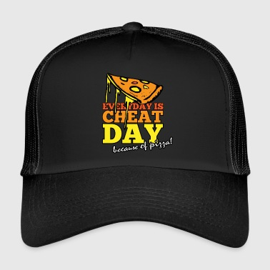 EVERYDAY IS CHEAT DAY - Trucker Cap