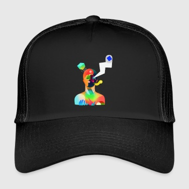Sound and vision - Trucker Cap