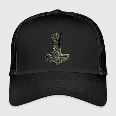 Symbole celtique Viking Celtic de Thor original - Trucker Cap