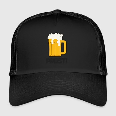 Bottom up! - Trucker Cap