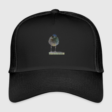 coast man - Trucker Cap