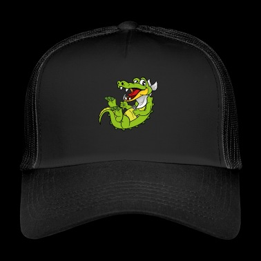 Krokodil alligator - Trucker Cap
