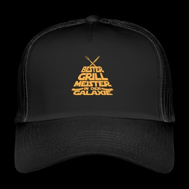 BBQ de science-fiction - Trucker Cap