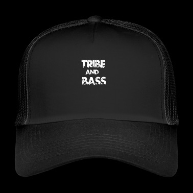 Tribe and bass - Trucker Cap
