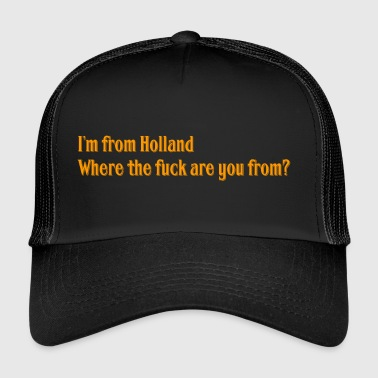 Hollande - Trucker Cap