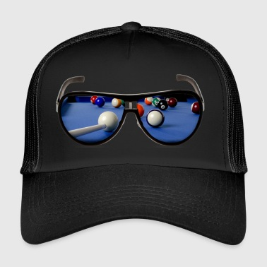 Shades Cool Pool - Trucker Cap