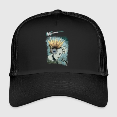 QUEENFLOWERS - Trucker Cap