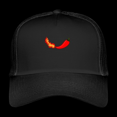 Hot as chilly - Trucker Cap