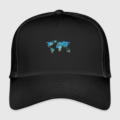carte transparente - Trucker Cap