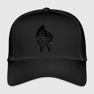 Koi portafortuna - Trucker Cap