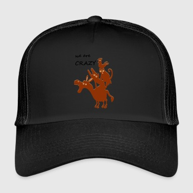 Crazy Bremy - Trucker Cap