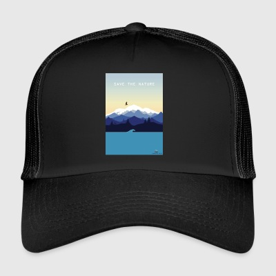 Gem Nature - Trucker Cap