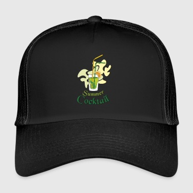 trooppisia cocktaileja - Trucker Cap