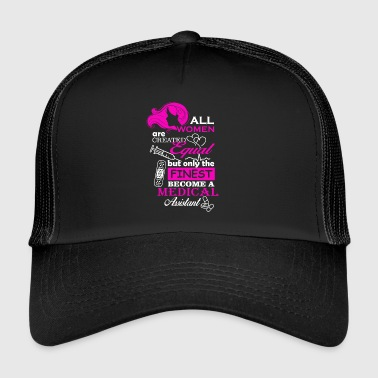 all women are created equal - Trucker Cap
