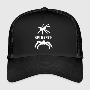 spidance wite - Trucker Cap