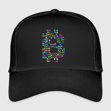 Bitcoin Disco - Trucker Cap