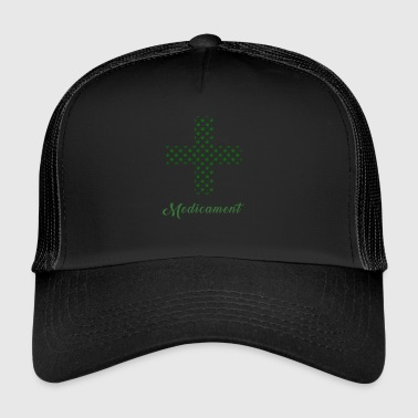 Medicated 2.0 - Trucker Cap