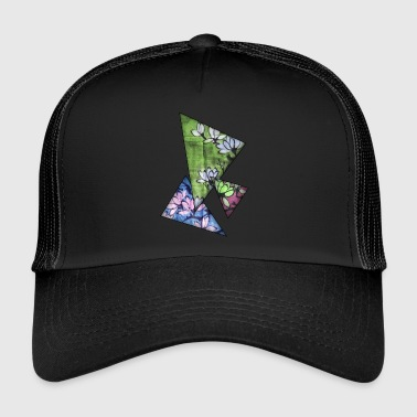 Magnolia color - Trucker Cap