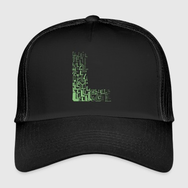 Font Fashion - Trucker Cap