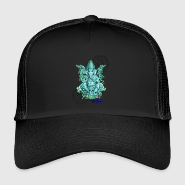 Ganesh for fortune - Trucker Cap