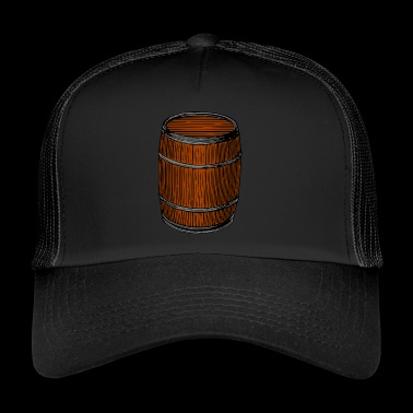 barrel - Trucker Cap