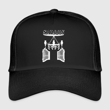 Salon wite - Trucker Cap