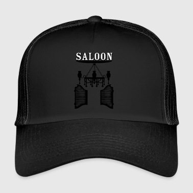 blak Salon - Trucker Cap