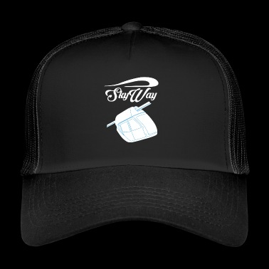 Skyway Transport - Trucker Cap