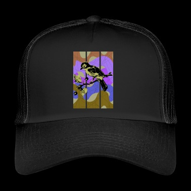 Bird jay - Trucker Cap