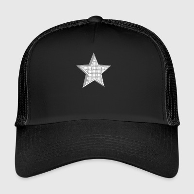 PaliStar GREY - Trucker Cap